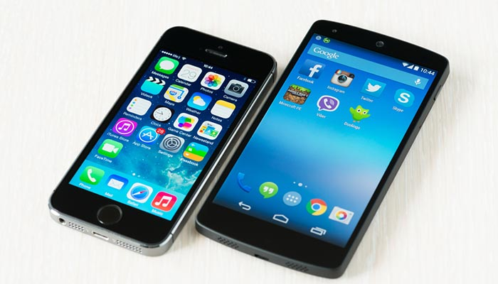 iOS vs Android: operating systems rundown
