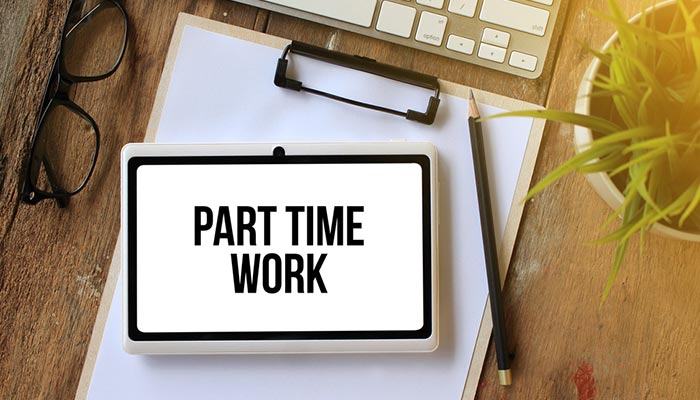 online part time job